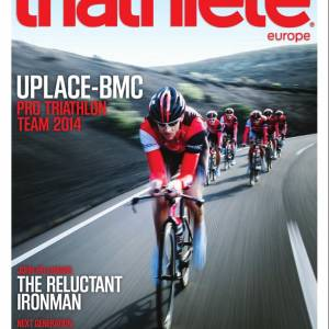 Triathlete Europe Magazine France (Feb. 2014)